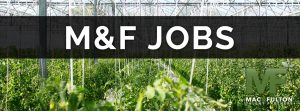 greenhouse manager
