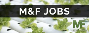 hydroponics commercial sales manager